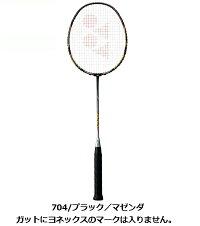 【ガット代・張り代・送料無料!!】ヨネックスYONEXバドミントンラケットナノレイ800NANORAY800(NR800)