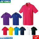 YONEX ヨネックス ポロシャツ 半袖 10300 ソフトテニス ウェア & バドミントン ウェア【テニスウェア ヨネックス バドミントン ウェア…