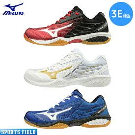 バドミントン シューズ  ミズノ MIZUNO ウェーブクロー WAVECLAW 71GA1910 3E badminton shoes