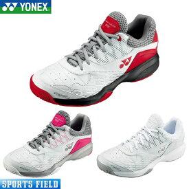 テニスシューズ ヨネックス YONEX テニスシューズ パワークッション103 POWER CUSHION 103(SHT103) クレー・砂入り人工芝用 (ソフトテニス 軟式テニス シューズ テニスシューズ ヨネックス ソフトテニス シューズ ヨネックス ソフトテニスシューズ 軽量 soft tennis shoes)