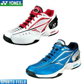 テニスシューズ ヨネックス YONEX テニス シューズ パワークッションエアラスGC POWER CUSHION AERUS GC(SHTAGC)クレー・砂入り人工芝用(SHTAGC) (テニス 軟式テニス シューズ ソフトテニス シューズ ヨネックス ソフトテニスシューズ 軽量 靴 soft tennis shoes)