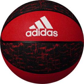adidas(アディダス) バスケットボール7号球 シャドースクワット ゴム製 AB7123R