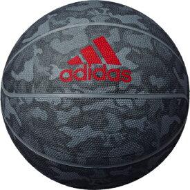 adidas(アディダス) バスケットボール7号球 シャドースクワット ゴム製 AB7124BK