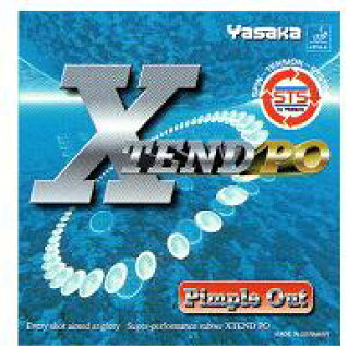 YASAKA ( Yasaka ) table soft rubber XTEND PO (PO extended)