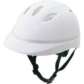 ZETT(ゼット) 通学用自転車ヘルメット 穴あきテープ付 TS06V2T