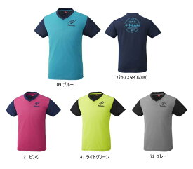 Nittaku(ニッタク) 卓球ウェア VネックTシャツ-4 NX-2090