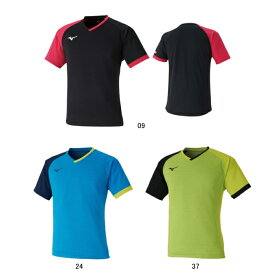 MIZUNO(ミズノ) 2020NEW 卓球ウエア ゲームシャツ(UNISEX) 82JA0003