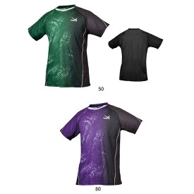 YASAKA(ヤサカ) 2020NEW 卓球ゲームシャツ ジオスパークルユニフォーム Y-242