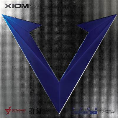 XIOM(エクシオン) 裏ソフトラバー VEGA EUROPE DF(ヴェガ ヨーロッパDF) 095191