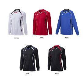 asics(アシックス) バレーボールウェア ゲームシャツ(長袖) XW1320