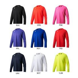 DESCENTE(デサント) ワンポイントロングスリーブシャツ DMC-5801LB