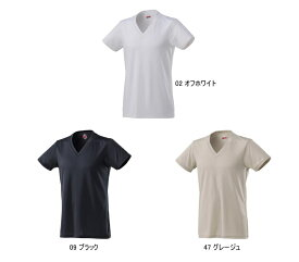 MIZUNO(ミズノ) ブレスサーモ アンダーVネック 半袖シャツ(メンズ) C2JA8611