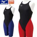ミズノ ( mizuno ) レディース 競泳水着 Fina承認 MX-SONIC G3 ハーフスーツ N2MG8711 水泳 競技水着交換・返品不可 …