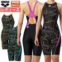 ◆夏休み特別価格37%OFF◆ 競泳水着 アリーナ Fina承認 レディース セイフリーバックスパッツ(着やストラップ) ARN-90…