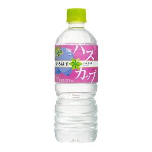 いろはす (い・ろ・は・す) ハスカップ 555ml 1箱 ペットボトル (PET)×24本 コカコーラ [代引不可][同梱不可]