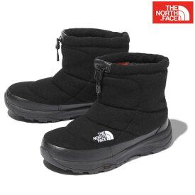 [冬支度! 早割10%OFF] ノースフェイス スノー ブーツ 冬用 ウインターブーツ メンズ レディース ヌプシ ブーティー ウール V ショート NF51979 / K スノー ブーツ