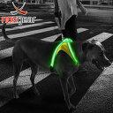 noxgear ノックスギア ライトハウンド 正規代理店品 犬用 ハーネス 夜間 散歩