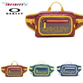 OAKLEY(オークリー)! ウエストバッグ 『90SBELTBAG ベルトバッグ』 <921526>