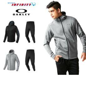 【30%OFF】【返品・交換不可】OAKLEY(オークリー)!スウェット『Enhance Technical Fleece Jacket.Qd 9.0&Pants.Qd 9.0』スポーツウエア上下組 <461743JP-422569JP>