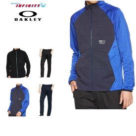 【30%OFF】【返品・交換不可】OAKLEY(オークリー)!『Enhance Technical Jersey Jacket 9.0&Pants9.0』ジャージ上下組 <461730-422550>