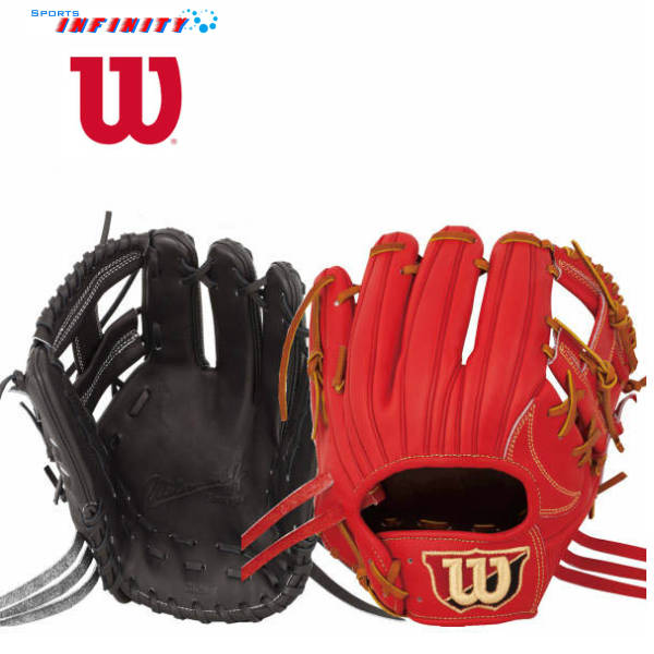 【送料無料】【刺繍無料】 Wilson(ウィルソン)! 軟式グローブ サイズ:6 『ウィルソン Wilson Staff DUAL 内野手用』 <WTARWRD6H>