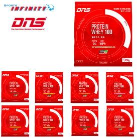 【DNS プロティン】【サプリメント】DNS ホエイ100 350g 各風味