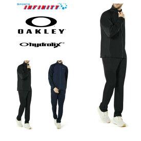 【30%OFF】【返品・交換不可】OAKLEY(オークリー)!『Enhance Technical Jersey Jacket 8.7&Pants8.7』ジャージ上下組 <461672-422459>