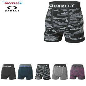 OAKLEY(オークリー)! スポーツウエア 『O-FIT BOXER SHORTS 4.0』 <99497JP>