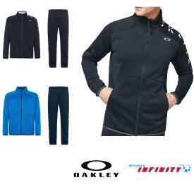 【返品・交換不可】OAKLEY(オークリー)!上下組『Enhance Tech JerseyJacket10.0&Pants10.0』<FOA400839-FOA400820>