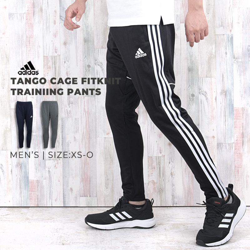【ポイント5倍 3/21(木)〜】アディダス adidas トレーニングパンツ メンズ TANGO CAGE FITKNIT トレーニングパンツ CZ5560 CZ8691 CZ8692