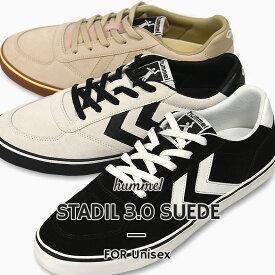 ヒュンメル hummel メンズ レディース スニーカー カジュアル シューズ 靴 STADIL 3.0 SUEDE HM204626 2001 8048 9806
