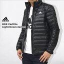 アディダス adidas メンズ ダウンジャケット ロゴ BOS Varilite Light Down JacketBOS バリライト ライト ダウン ジャ…