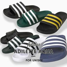 アディダス adidas メンズ レディース サンダル ADILETTE AQUA F35533 F35537 F35539 F35543 F35550 EG1758 EG4159