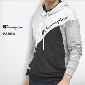 【300円OFFクーポン】チャンピオン champion トレーナー スウェット カジュアル ウエア トレーニング トップス スポーツ 運動 PARKA C3-RS102 黒 白