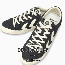 ヒュンメル hummel スニーカー カジュアル シューズ 靴 ファッション スポーツ ストリートDEUCE COURT HM206425 2366