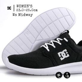 dc ディーシーシューズ dc レディース スニーカー スケートシューズ スケシュー WS MIDWAY DW181020