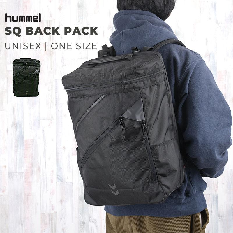 hummel ヒュンメル SQ BACK PACK HFB6089-90