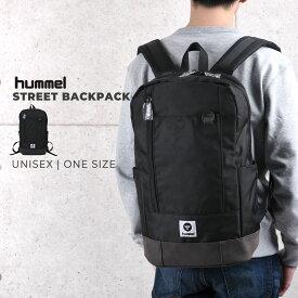 HUMMEL ヒュンメル STREET BACKPACK HLB4001-90