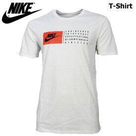 Tシャツ メンズ ナイキ NIKE バービエッジ Tシャツ 半袖 コットン100% VERBIAGE 943781 100 ホワイト ゆうパケット可