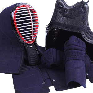 剣道防具セット面胴甲手垂ミツボシMITSUBOSHI6ミリピッチ刺繍防具豪M05500セット