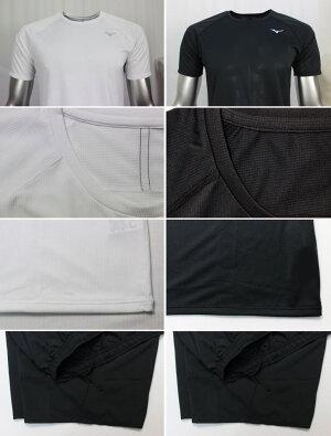 ミズノジャージ上下メンズトレーニングウェアランニングTシャツ半袖+ハーフJ2MA8520J2MB85054カラー吸汗速乾上下セットセットアップズボンパンツハーフパンツスポーツスポーツウェアウェアウエア男性mizuno大きいサイズおしゃれおすすめ人気