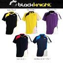 【●blackknight-ブラックナイト】 男女兼用/UNISEX ゲームシャツ/ゲームウェア 【バドミントンウェア/バドウェア】
