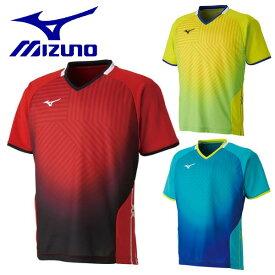 MIZUNO ミズノ 卓球 ユニフォーム 半袖 ゲームシャツ 卓球ウェア