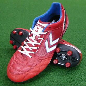 Borate KS SW red X white sucker spikes / soccer shoes◎