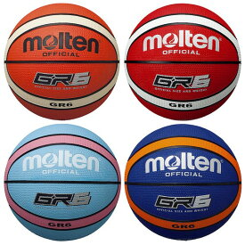 ●molten モルテン バスケットボール GR6 6号球