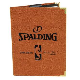 [SPALDING] NBA NOTEBOOK HOLDER- notebook holder binder