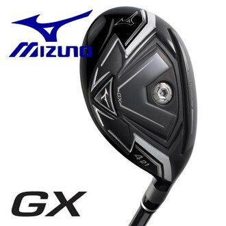 Mizuno Mizuno golf club / utility with the GX ジーエックス UT utility MFUSION U carbon shaft ◎