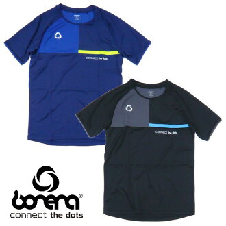 Short-sleeved platy shirt / plastic shirt