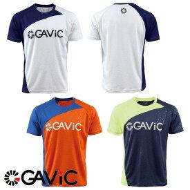GAViC ガビック 半袖 プラクティスシャツ プラシャツ サッカー フットサル GA8079◎