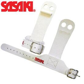 SASAKI ササキ ジュニア 2つ穴 スキルプロテクター 【体操グッズ/体操用品】